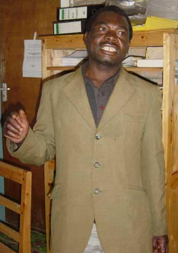Eskaka Morhan in July 2005.