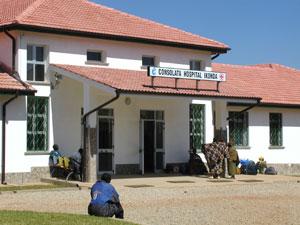 Consolata Hospital Ikonda