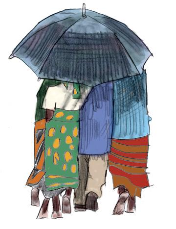 PIUMAumbrella